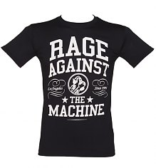 Men's Rage Against The Machine College T-Shirt [View details]