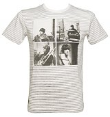 Men's Reverse Stripe Beatles Revolver T-Shirt from Worn By