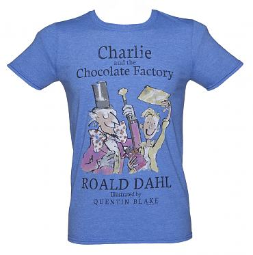 Men's Roald Dahl Charlie And The Chocolate Factory T-Shirt