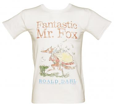Men's Roald Dahl Fantastic Mr Fox T-Shirt
