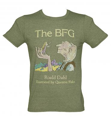 Men's Roald Dahl The BFG T-Shirt