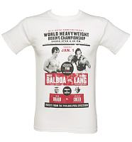 Men's Rocky Balboa vs Clubber Lang T-Shirt