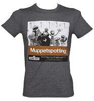 Men's Sesame Street Muppetspotting T-Shirt
