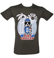 Men's Slush Puppie Just Chillin T-Shirt
