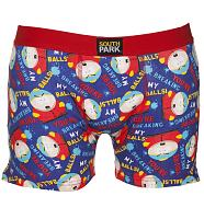 Men's South Park All Over Print Cartman Boxer Shorts