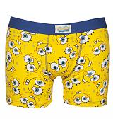 Men's Spongebob Squarepants Smiles Boxer Shorts