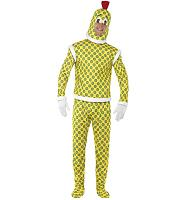 Men's Spotty Superted Fancy Dress Costume