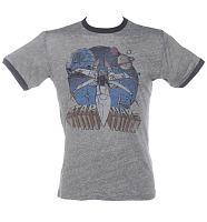 Men's Star Wars X-Wing Fighter T-Shirt from Junk Food