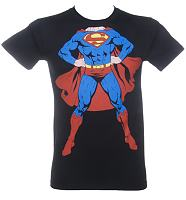 Men's Superman Full Body Costume T-Shirt