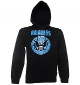 Men's The Ramones Blue Seal Hoodie