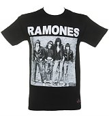 Men's The Ramones Photo Print T-Shirt