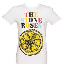 Men's The Stone Roses Lemon Multi T-Shirt [View details]