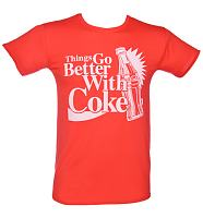 Men's Things Go Better With Coke T-Shirt