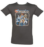Men's Thundercats Characters T-Shirt from Sticks and Stones