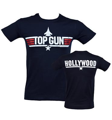 Men's Top Gun Hollywood T-Shirt