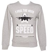Men's Top Gun Need For Speed Pullover