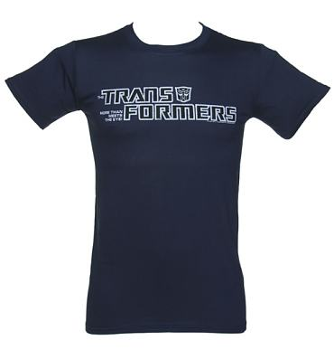 Men's Transformers Basic Logo T-Shirt