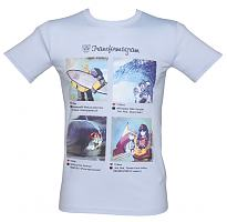 Men's Transformers Instagram Summer T-Shirt