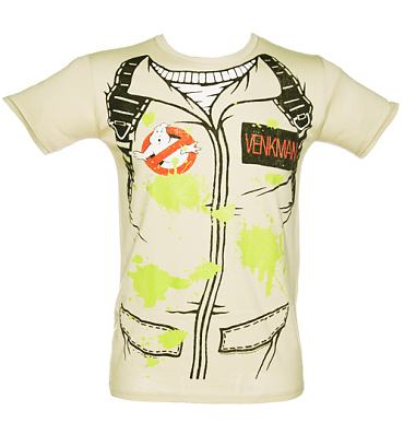 Men's Venkman Ghostbusters Costume T-Shirt