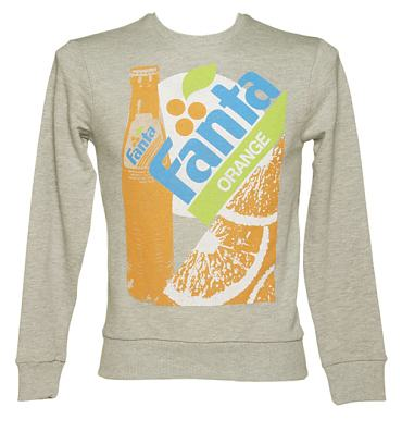 Men's Vintage Fanta Bottle Sweater