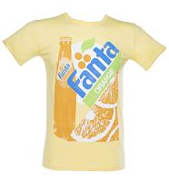 Men's Vintage Fanta Bottle T-Shirt from TruffleShuffle