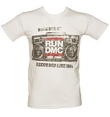 Men's White Rock Box Run DMC T-Shirt