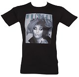 Men's Whitney Houston Scarf T-Shirt