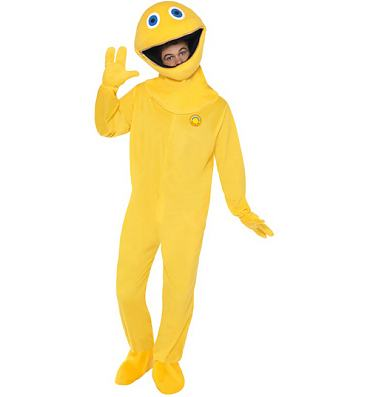 Men's Zippy Rainbow Fancy Dress Costume