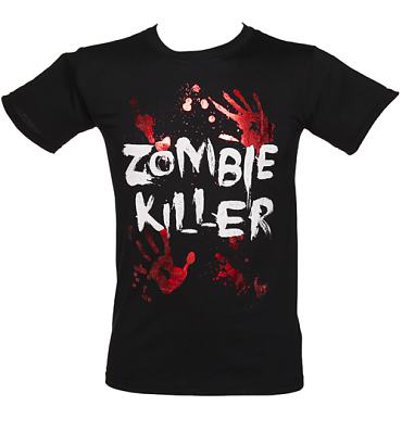 Men's Zombie Killer T-Shirt