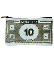 Monopoly Money 10 Pound Note Coin Purse