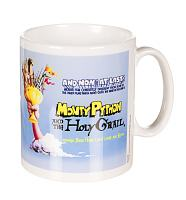 Monty Python Holy Grail Mug