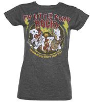 Ladies My Little Pony Rocks T-Shirt
