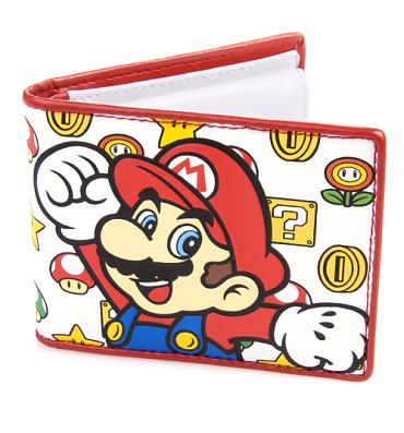 Nintendo Mario And Coins Wallet