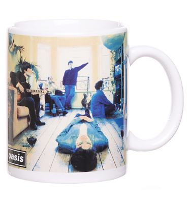 Oasis Definitely Maybe Mug