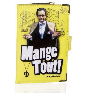 Only Fools And Horses Mange Tout Passport Holder