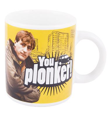Only Fools And Horses You Plonker Boxed Mug