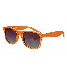 Orange Wayfarer Sunglasses [View details]