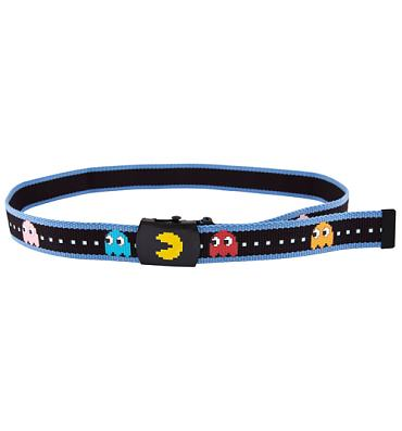 Pac-Man Canvas Belt
