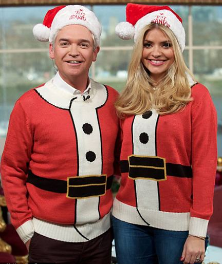 Phillip Schofield Holly Willoughby