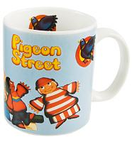 Pigeon Street Cast Mug