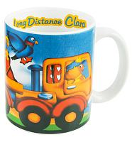 Pigeon Street Long Distance Clara Mug