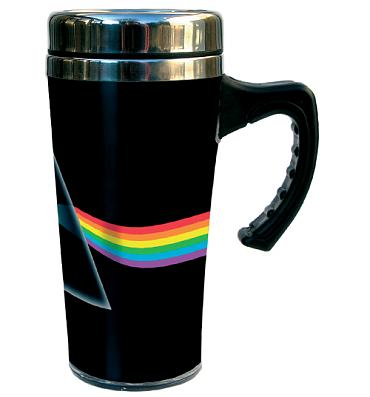Pink Floyd Dark Side Of The Moon Travel Mug