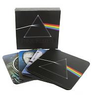 Pink Floyd Set Of Four Coasters In Sleeve