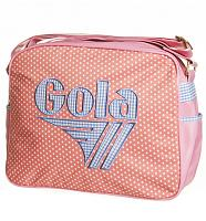Pink Polka Dot Picnic Redford Shoulder Bag from Gola