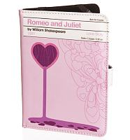 Pink Romeo And Juliet By William Shakespeare E-Reader Cover For Kindle Touch from Run For Covers