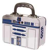 R2-D2 Star Wars Tin Tote