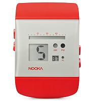 Red Zub 40 Watch from Nooka