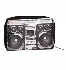 Retro Boombox Wallet [View details]