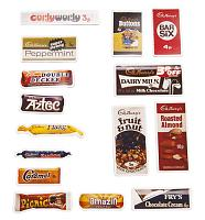 Retro Cadburys Chocolate Bar Magnet Set