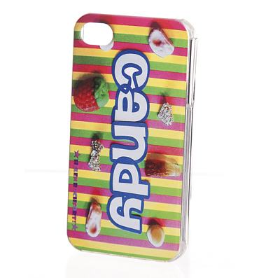 Retro Candy iPhone 4 Case from Helen Rochfort